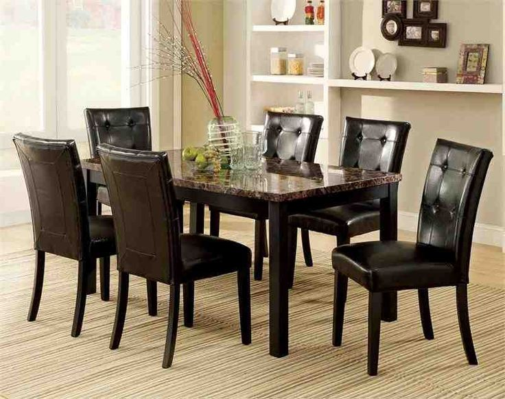 comfortable kitchen table and chairs increase the taste of food - Kitchen Table And Chairs Set
