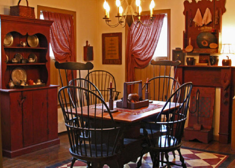 Get a new look with primitive home décor - goodworksfurniture
