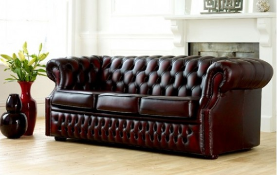 chesterfield furniture richmond grand leather sofa NKXQOFS