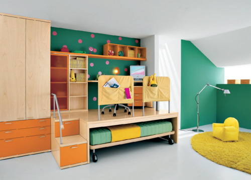 Children Bedroom Furniture Designer Kids Bedroom Furniture RCDCULV
