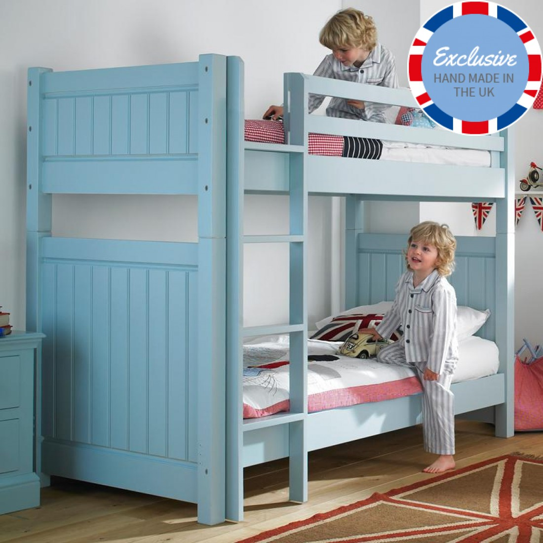 childrens bunk beds jack and jill bunk bed ONRZHMF