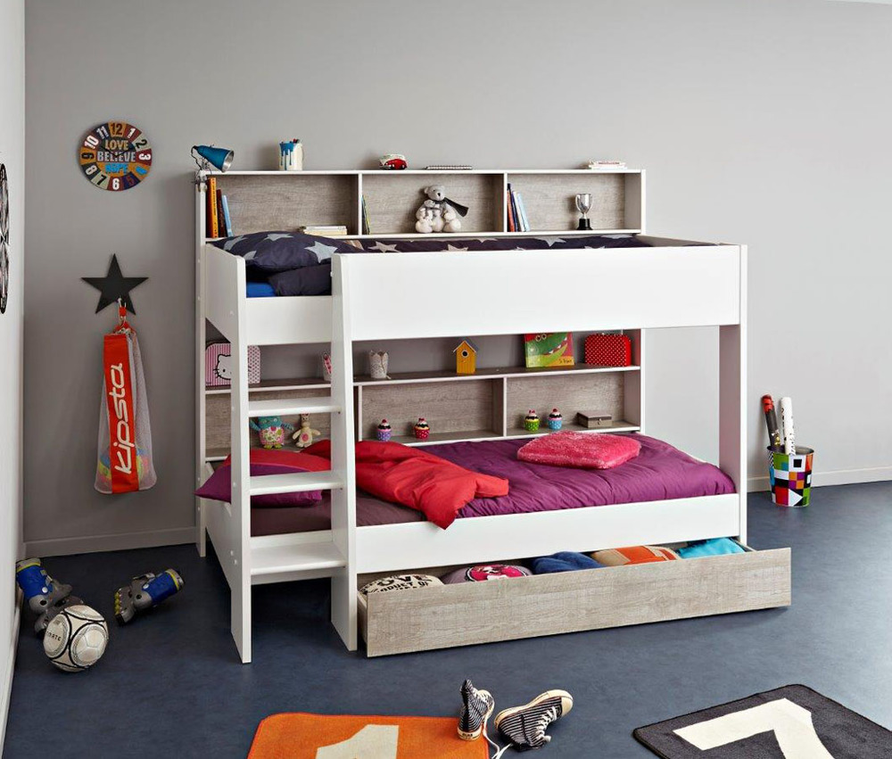 childrens bunk beds tam tam bunk bed KVMCXXI