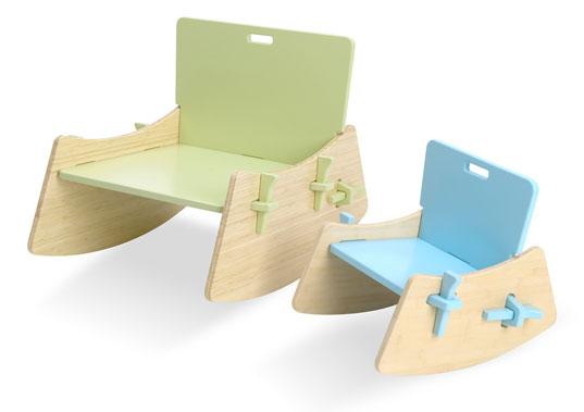 childrens furniture celery sustainable childrenu0027s furniture | inhabitots XWZCOJZ