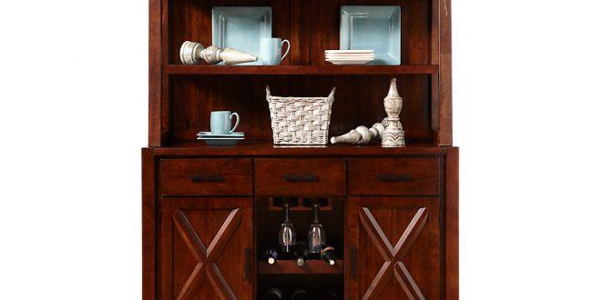 china cabinets mango 2 pc china cabinet WGRPQBJ