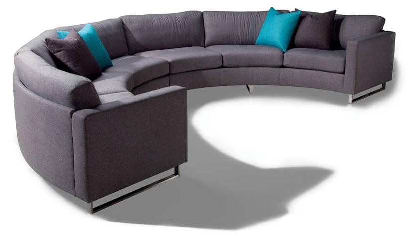 circular sofa milo baughman 1224 circular sectional sofa ZTWPYQD