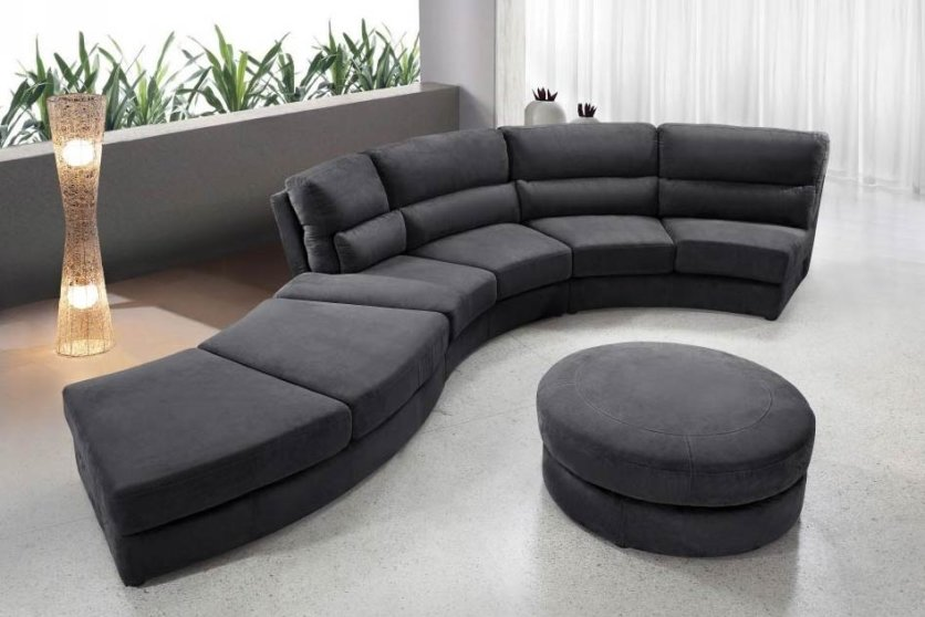The Amazing Circular Sofa