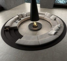 circular sofa what are best 2013 sofa trends? : circular sofas KLSONDH