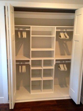 closet ideas best 25+ small closet organization ideas on pinterest | organizing small  closets, VSDPSXH