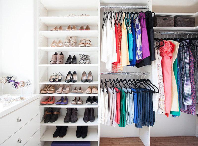 closet ideas collect this idea closet color and shelves KARUQNO