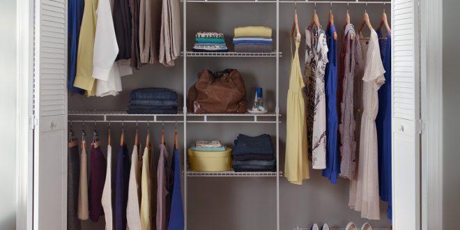 closet organizer with shoe rack | hayneedle SSCCNJU