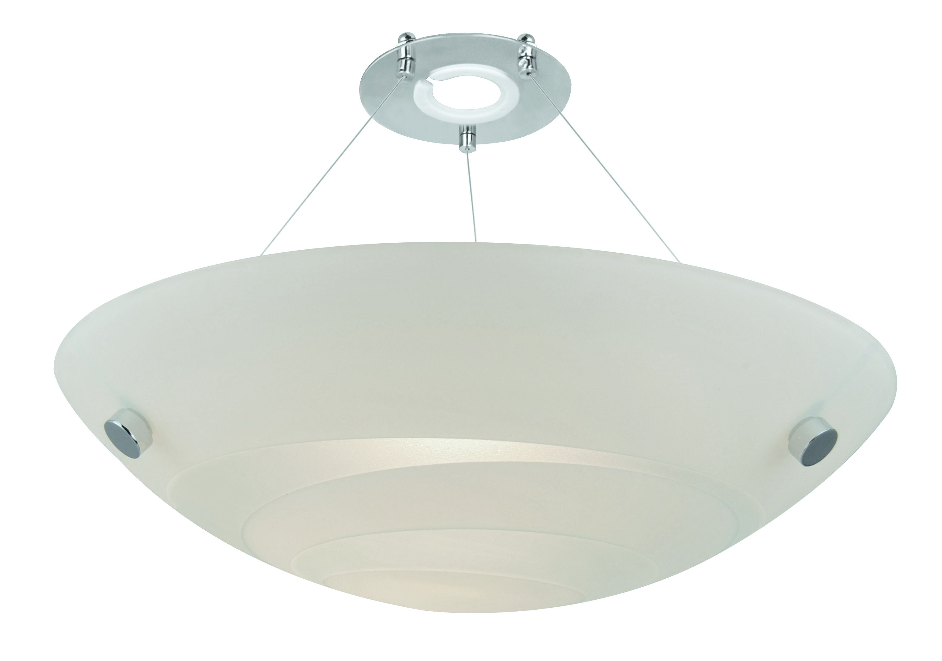colours alta white frosted swirl uplighter light shade (d)300mm |  departments | RJUQAOI