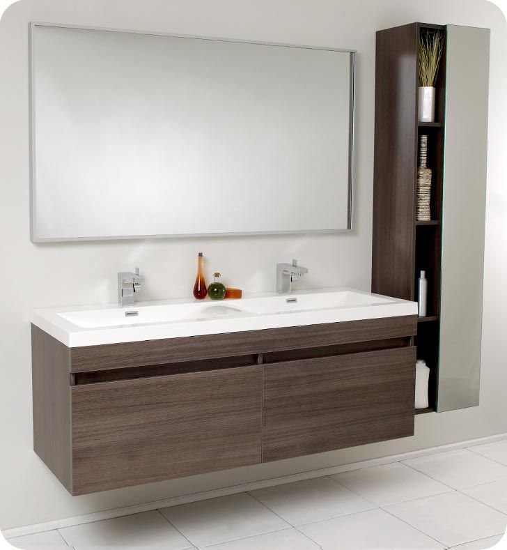 Choosing Contemporary Bathroom Vanities