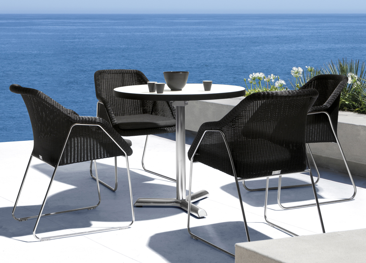 contemporary garden furniture manutti mood garden chair NTMVLVO