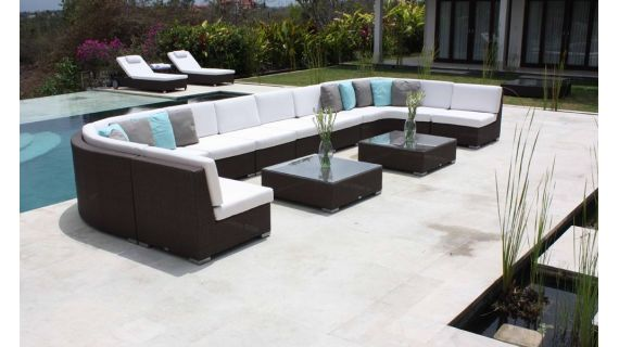 contemporary garden furniture will bring all the comforts of your home into RCYAKPS