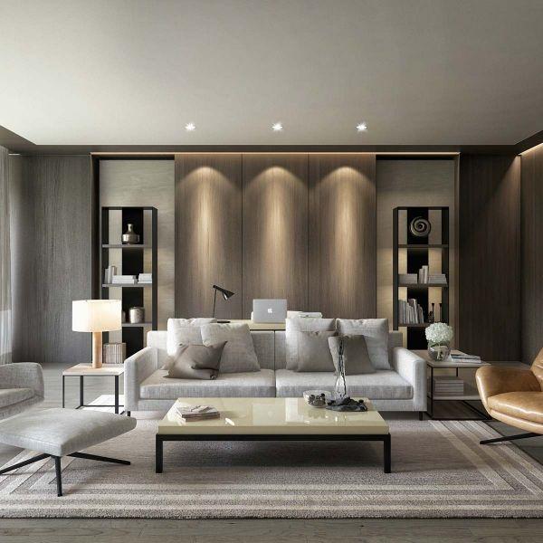 contemporary interior design living room trends for 2016. contemporary interior designcontemporary ... YOSQAJW