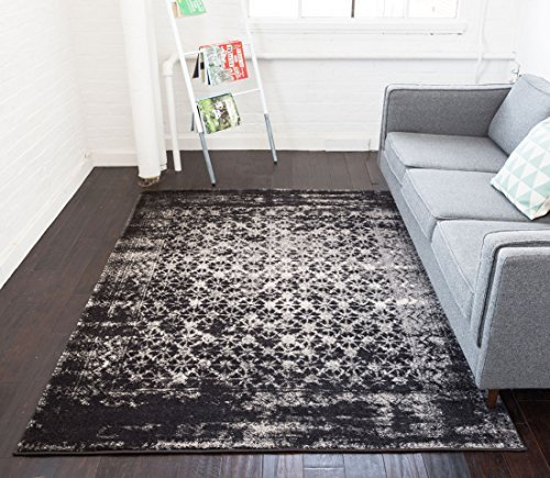 cool rugs cheshire grey moroccan lattice vintage modern casual traditional trellis  5x7 ( 5u00273 DFEYVKA