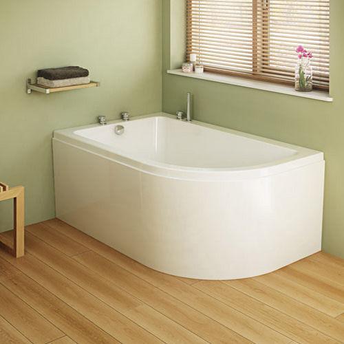 corner baths freedom bath - left hand IZPSMXS