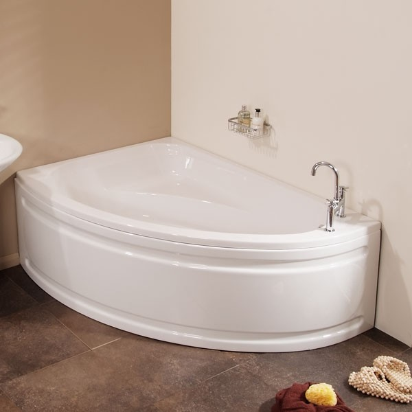 corner baths vienna 1500 x 1040 offset left hand corner bath WAFCUMB