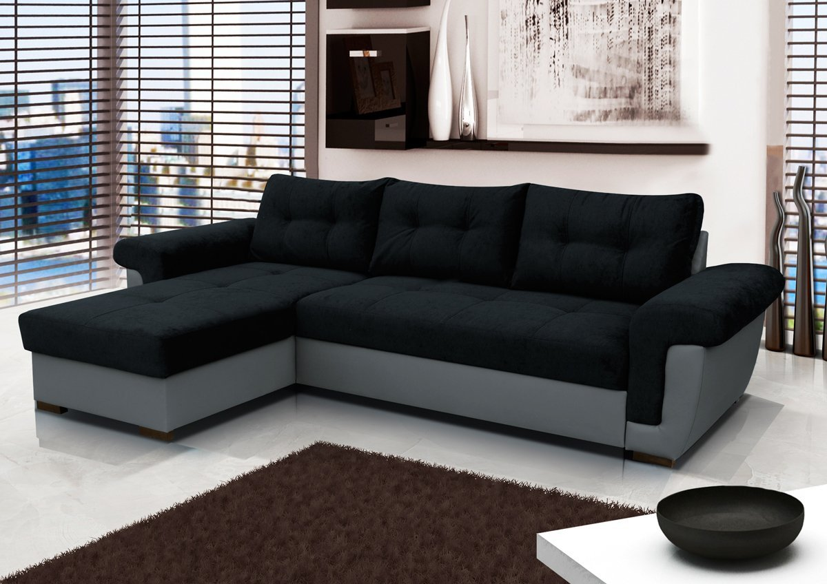 corner sofa bed with storage: amazon.co.uk: kitchen u0026 home VWGDPTW
