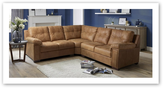 corner sofa brown sofas IHJFXZR