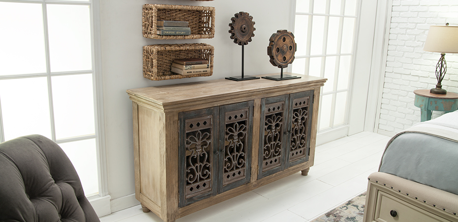 cottage style furniture we achieved this charming look by choosing pieces with lots of texture, HGPYQYD