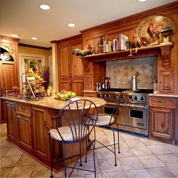 country kitchen decor country style kitchen: traditionally modern ZIZLDYW