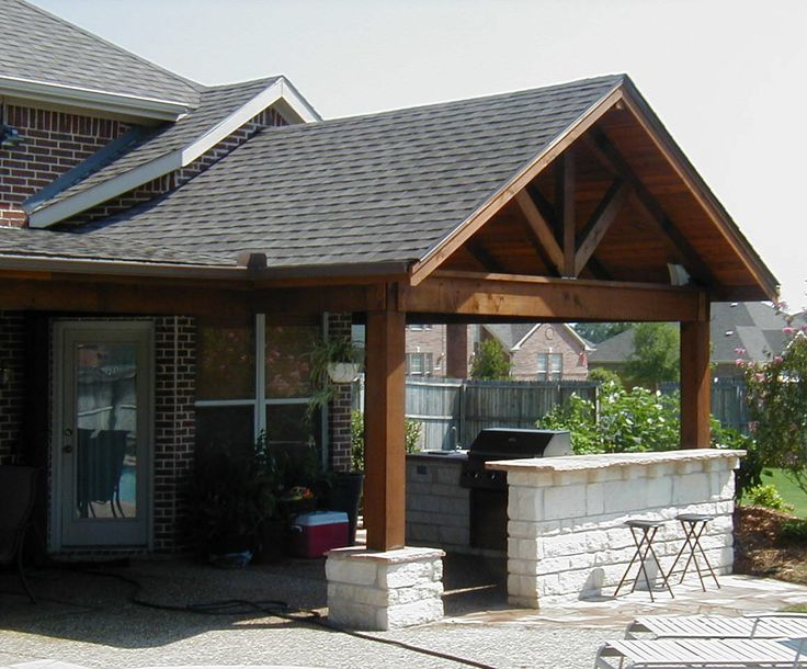 Covered patio designs- ideas for perfect results - goodworksfurniture
