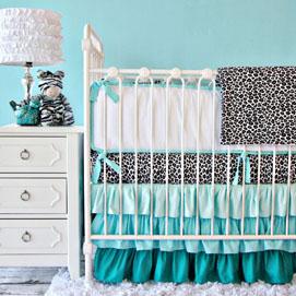 crib bedding for girls aqua girls crib bedding NINPYAE
