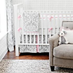 crib bedding for girls girls crib bedding HWJXPAP