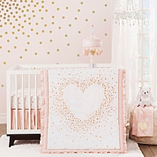 crib bedding for girls image of lambs u0026 ivy sweetheart crib bedding collection nwiimcl - Baby Bedding For Girls