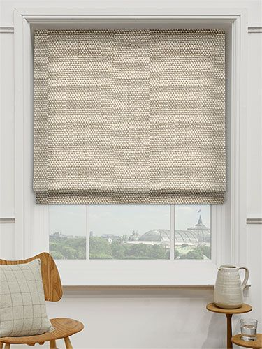 curtain blinds linen hopsack roman blind from blinds 2go NLYJSYY