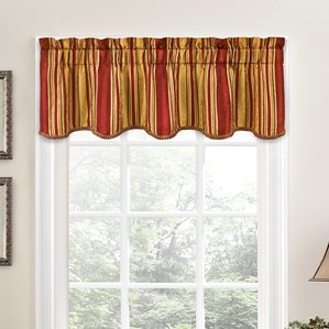 curtain valances valances | joss u0026 main KNGFTMP