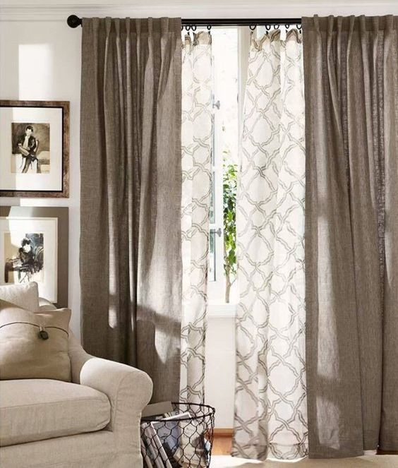 curtains for sliding glass doors i am working with a homeowner that has a sliding glass back door KTHVFDJ