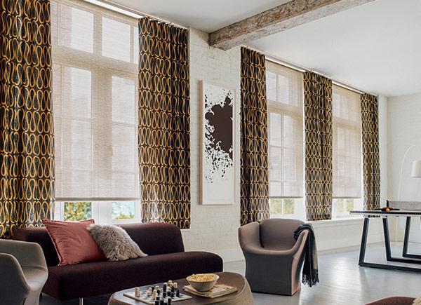 custom curtains drapery HHDIIAO