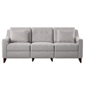 custom sofa logan reclining sofa LFKFJWS