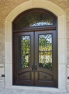 custom wood entry doors YJASFCG