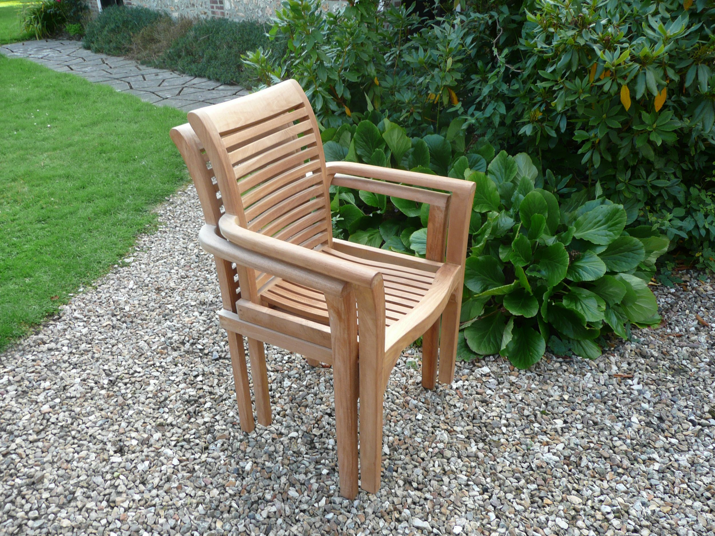 deauville 8 seater teak garden furniture set YURLSZI