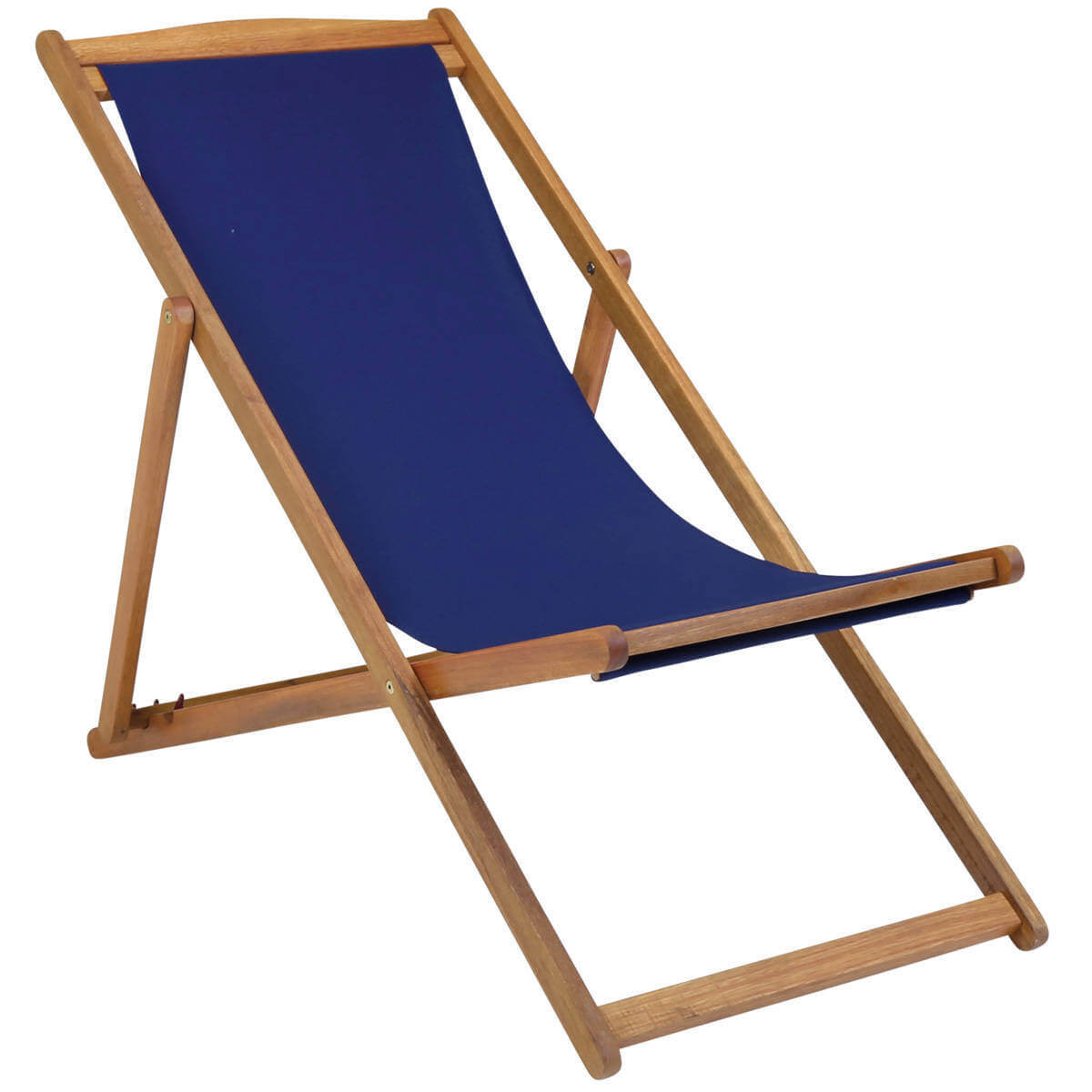 deck chairs glgfdc-charles-bentley-wooden-deck-chair-blue-2 WVBSIKW