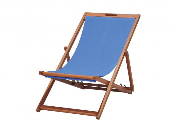 deck chairs homebase wooden deck chair: £34.36, homebase HWVQMSR