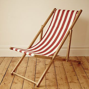 deck chairs stripy vintage deck chair NVADRNW