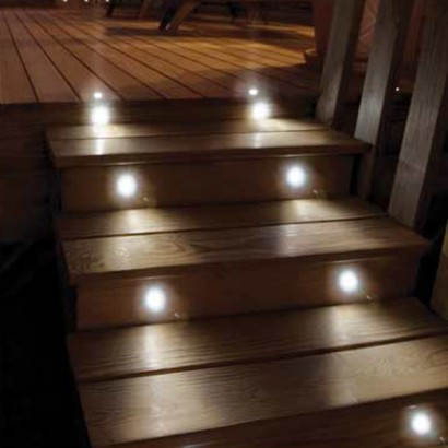 decking lights edinburgh solar deck lights EGXKZQS