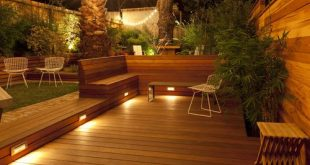 decking lights to add glow to your evenings - goodworksfurniture FRKMXPS