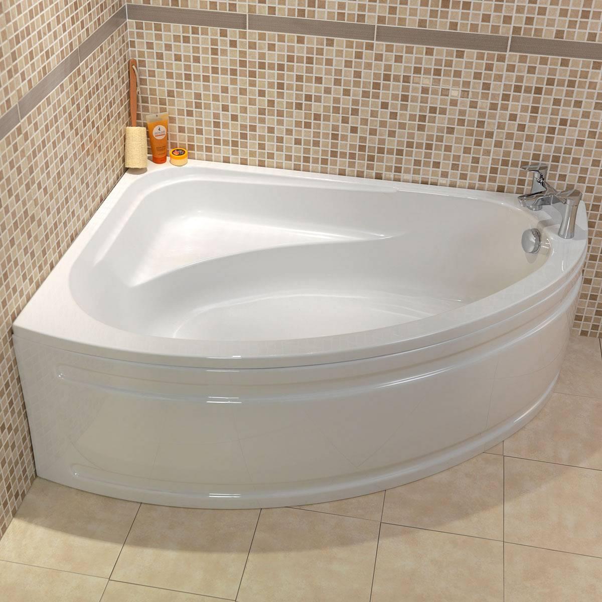 decorating your bathroom with corner baths LJIWVTP