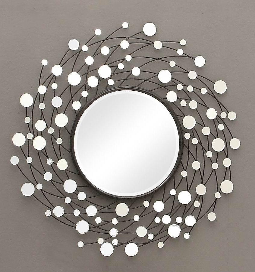 decorative wall mirrors round decorative wall mirror designs MZTKFOA