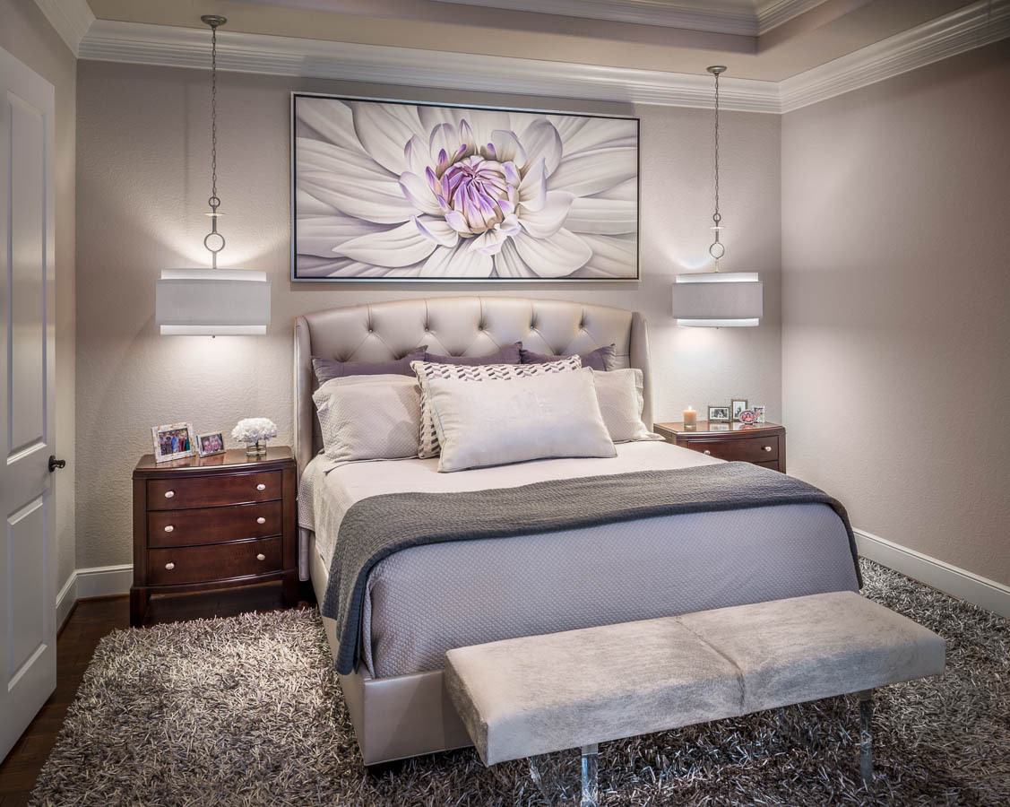 Ideas And Suggestions To Have A Designer Bedroom