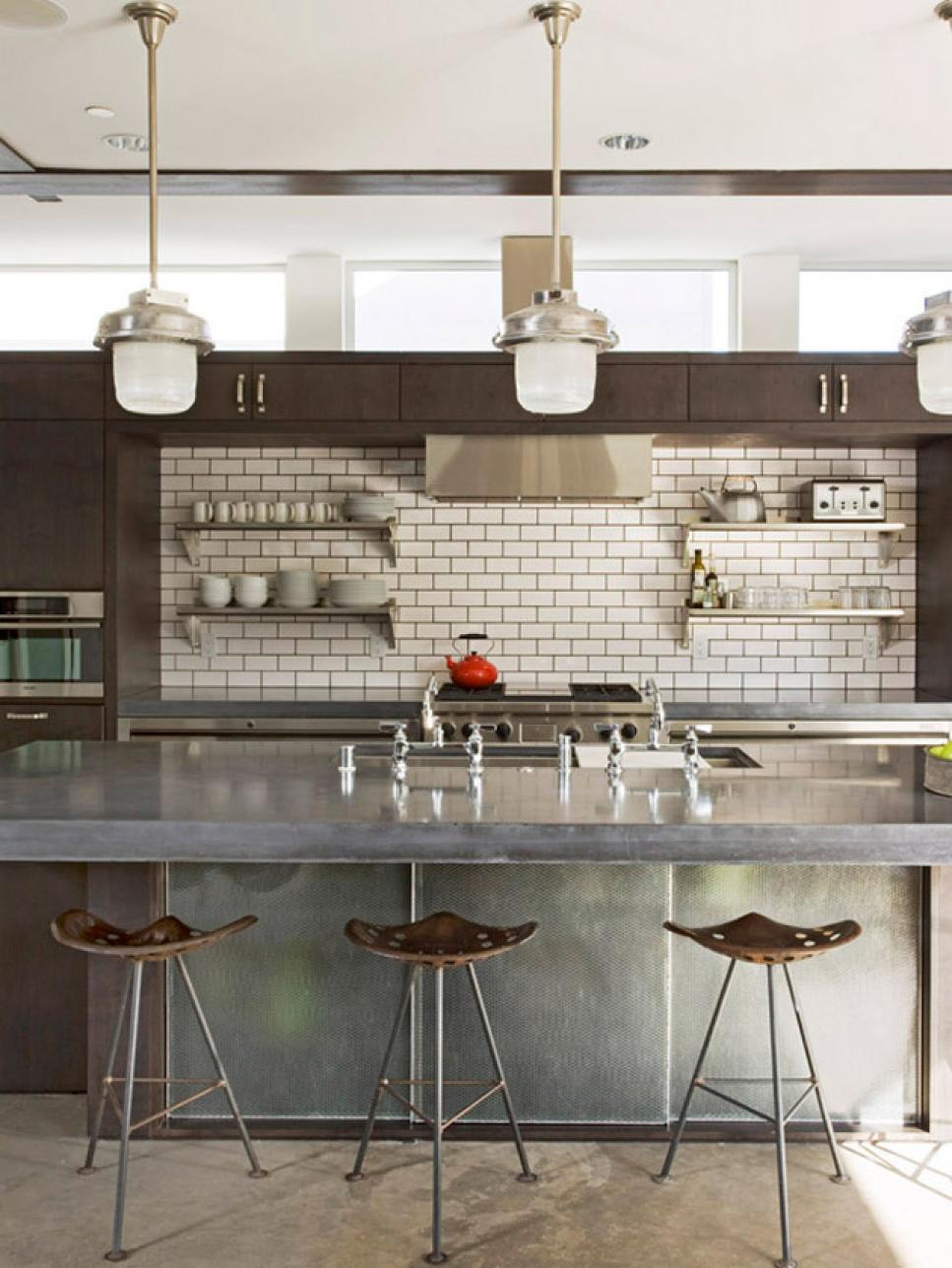 designer kitchens for less | hgtv SEMKQFL
