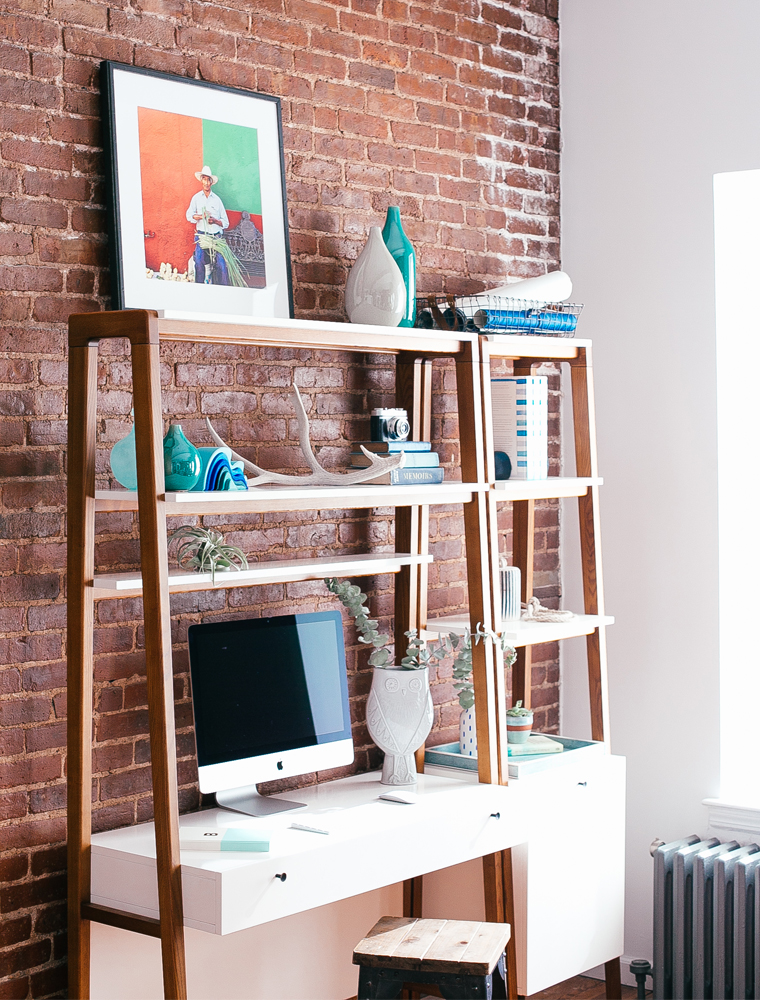desks for small spaces (image credit: bright bazaar) LSHQXHL