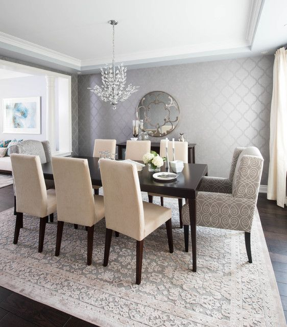 dining room decor 19 graceful dining room designs to serve you as inspiration WZZXAJY