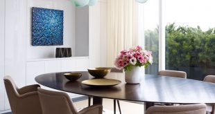 dining room decor 25 modern dining room decorating ideas - contemporary dining room furniture LYNNUDE