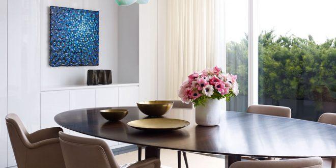 dining room decor 25 modern dining room decorating ideas - contemporary dining room furniture LYNNUDE